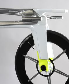 ECO SPEED - AN EBIKE FOR THE RACE TRACK - BA THESIS ALEXANDER FORST - SUMMER DEGREE SHOW 2014