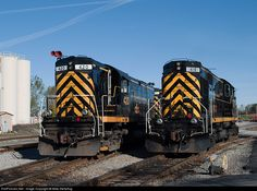 RailPictures.Net Photo: LAL 420 Livonia, Avon & Lakeville Alco C420 at Lakeville , New York by Mike Stellpflug
