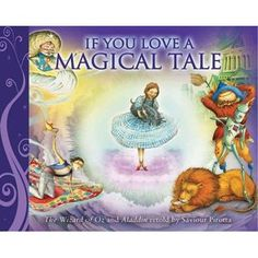 If You Love a Magical Tale: The Wizard of Oz and Aladdin
