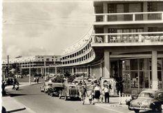 Front de mer et cinema dans les annees 50 - Royan