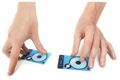 Plastinkus Pocket Size DJ Scratch Cards    http://www.cratekings.com/plastinkus-pocket-size-dj-scratch-cards/#