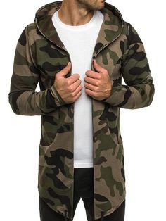 Jacke Camouflage Army Military Strickjacke Cardigan PINK S M L XL NEU