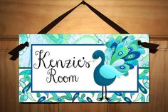Thank you for visiting Toad and Lily™!      Our door signs make the perfect added touch to your child's room, and make a very uniquely personal gift