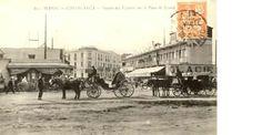 Place de France à Casablanca