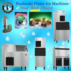 146 Lbs Ice//24Hr Cresent Cube Ice Machine Hoshizaki KM-151BAH