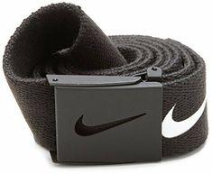 abf5649d Nike Golf Mens Tech Essential Belt Black One Size FREE SHIPPING #NIKE Mens  Golf,