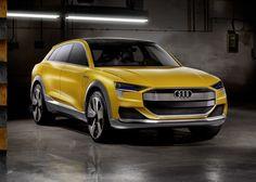 El Audi h-tron quattro concept