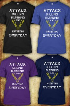 Hunting Season T Shirt , Hunting T Shirts . Don't Worry BUY SAFE TRUSTED SELLER . Hunting Shirts, Hunting Season, Deer Hunting, Don't Worry, Seasons, Mens Tops, T Shirt, Stuff To Buy, Outfits