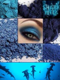 SHARK WEEK!!!! Younique has a color for that ;) www.youniqueproduct.com/aprilsweazey