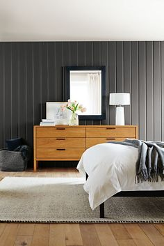 Room Board Paint Charcoal Family Walls Entryway Furniture Bedroom Sets