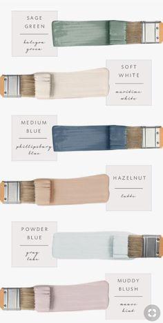 Colour Pallete, Colour Schemes, Color Trends, Cool Color Palette, Paint Schemes, Wall Colors, House Colors, Gray Bedroom, Trendy Bedroom