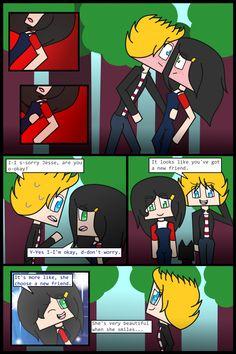 mcsm jesse x lukas | Minecraft Story Mode: Reincarnation Part 5 by Anna-The-Cherry on ...