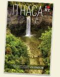 top 4 gorges/falls/parks--Ithaca Falls / Fall Creek Gorge--Taughannock Falls State Park--Buttermilk Falls State Park--Enfield Glen / Lucifer Falls / Robert Treman State Park Perhaps the most beautiful of Ithaca's gorges. The hiking is somewhat strenuous but well worth the effort.