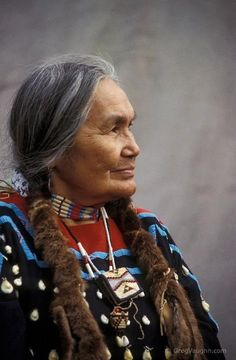 Tribal elder-  Umatilla Reservation in northeast Oregon.