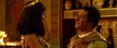 Monica Bellucci in Asterix and Cleopatra
