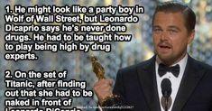 10 Leonardo DiCaprio Facts The World Needs To Know,