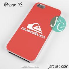 quiksilver logo Phone case for iPhone 4/4s/5/5c/5s/6/6 plus