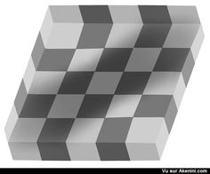Akenini.com - Effets optiques - Impossible - Optical illusion - Impossible…