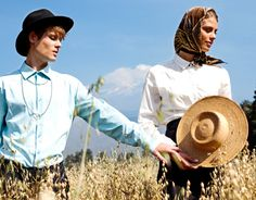 """Check out this @Behance project: """"Amish Love Story"""" https://www.behance.net/gallery/13526617/Amish-Love-Story"""