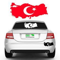 #Türkiye #AyYildiz #Aufkleber