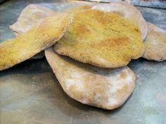 Herbed Chickpea Crackers via @SparkPeople