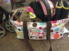 Firefighter's gear bag!  Ashley thinking of you!  Visit my site during July & get 31% off your order.