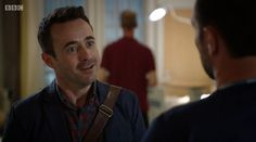 Raf di Lucca - Joe McFadden 18.45 Holby City, Medical Drama, Lucca, Soaps, British, Actors, Fictional Characters, Hand Soaps, Actor