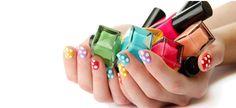 Tips para pintar las uñas