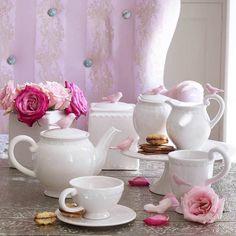 Flight of Fancy tea set