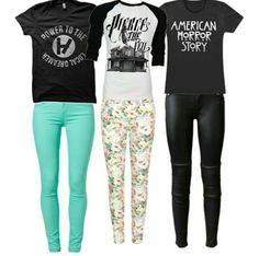 band merch outfit ideas