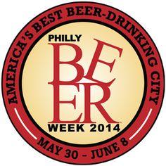 Philly Beer Week 2014 * May 30 - June 8