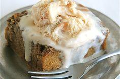 Easy  Pumpkin Cake Pudding | Flourish - King Arthur Flour's blog