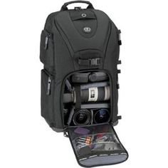 Tamrac Evolution 8. The camera bag I use. It holds all my gear and my laptop. #Adoramagear