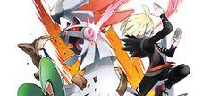 Drowned World: Más Pokémon, Formas Alola y detalles de 'Pokémon S...