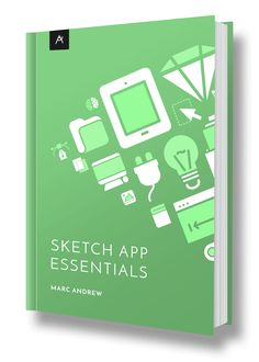The perfect guide to help you realize the full potential of Sketch