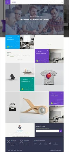 Sylor is a minimal yet creative #WordPress Theme for #webdesign #photography, portfolio or personal blogs websites download now➩   https://themeforest.net/item/sylor-minimal-creative-agency-wordpress-portfolio/19053535?ref=Datasata