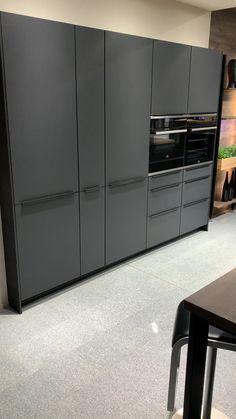 156 modern luxury kitchen design ideas that will inspire you 16 Luxury Kitchen Design, Kitchen Room Design, Kitchen Cabinet Design, Home Decor Kitchen, Interior Design Kitchen, Kitchen Furniture, Kitchen Ideas, Nice Kitchen, Awesome Kitchen