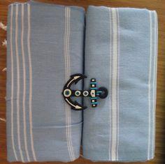 2 PCS Turkish Towel  Bath Hammam Fouta Peshtemal Sarong by muzey, $34.89
