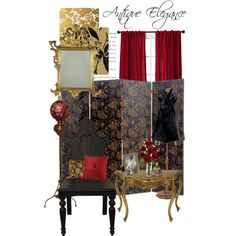 """Antique Elegance"" by she-kills-monsters on Polyvore"