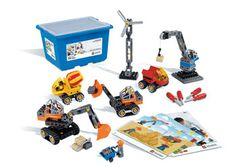 LEGO – Tech Machines Set