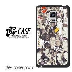 Magcon Boys Collage DEAL-6772 Samsung Phonecase Cover For Samsung Galaxy Note Edge