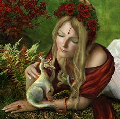 Castillos. Duendes, Hadas, Unicornios,... - Poesia, pensamientos y reflexiones.
