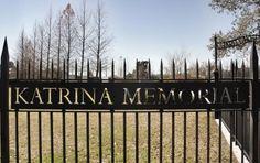 Hurricane Katrina Memorial