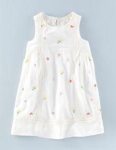 Süßes Blümchenkleid 33448 Kleider für besondere Anlässe bei Boden