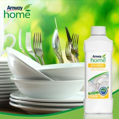 Amway That's the spirit Nutrilite, Artistry Amway, Amway Home, Amway Business, Green Life, Dishes, Amway Products, Spirit, Healthy