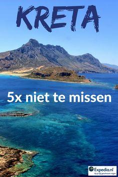 5x niet te missen aan de noordkust van Kreta || Expedia.nl