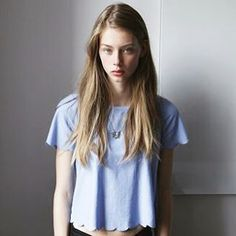 Lauren de Graaf - polaroid from yesterday @thesocietynyc