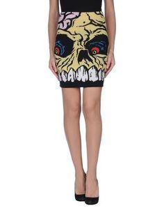 JEREMY SCOTT Mini skirt. #jeremyscott #cloth #mini skirt