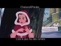 """La Belle et la Bete """" Je ne savais pas """" avec paroles - YouTube"""