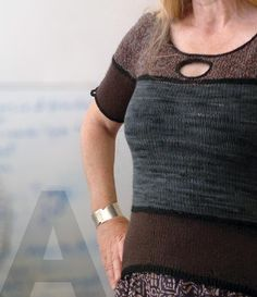 Short-Sleeve Knitting Patterns for Warm Weather & Sunny Days